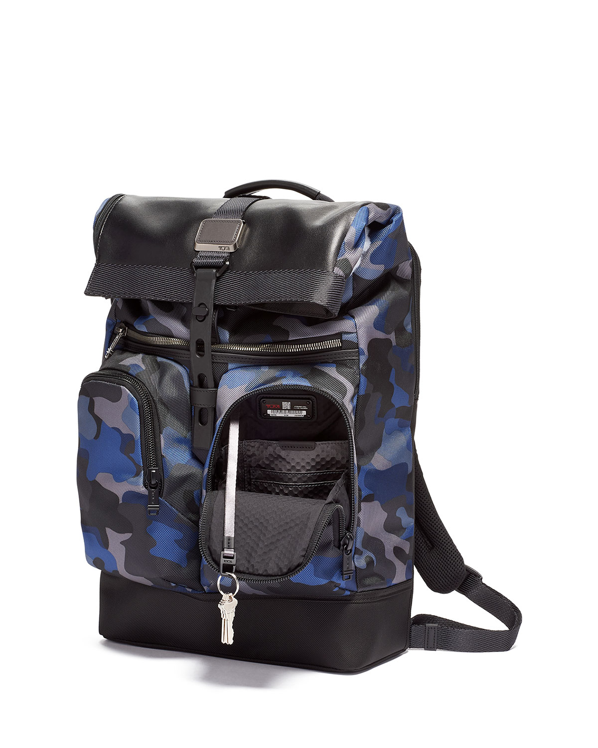 Tumi Tops LONDON ROLL-TOP BACKPACK