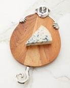 Godinger Monkey Cheese Board