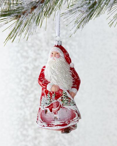 Mistral Claus Ornament