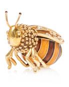 Jay Strongwater Honey Bee Box