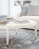 Bernhardt Calista Round Coffee Table