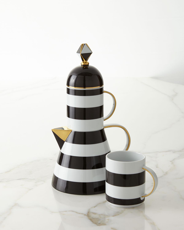Pharos Teapot & 2 Mug Set