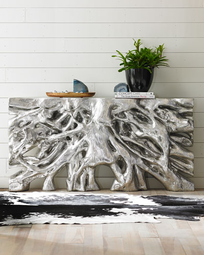 Square Root Console Table