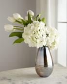 John-Richard Collection Swaying Tulips Floral Arrangement