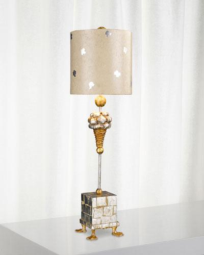 Pompadour X Table Lamp