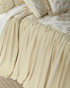 Dian Austin Couture Home Deluxe Damask Queen Coverlet