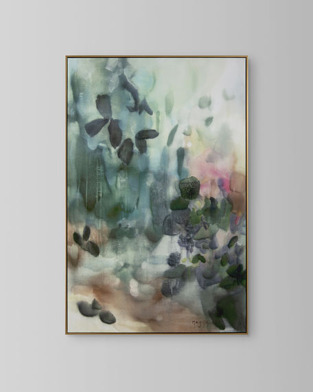"""John-Richard Collection """"Le Jardin des Mysteres I"""" Giclee Art by Melissa Griffith"""