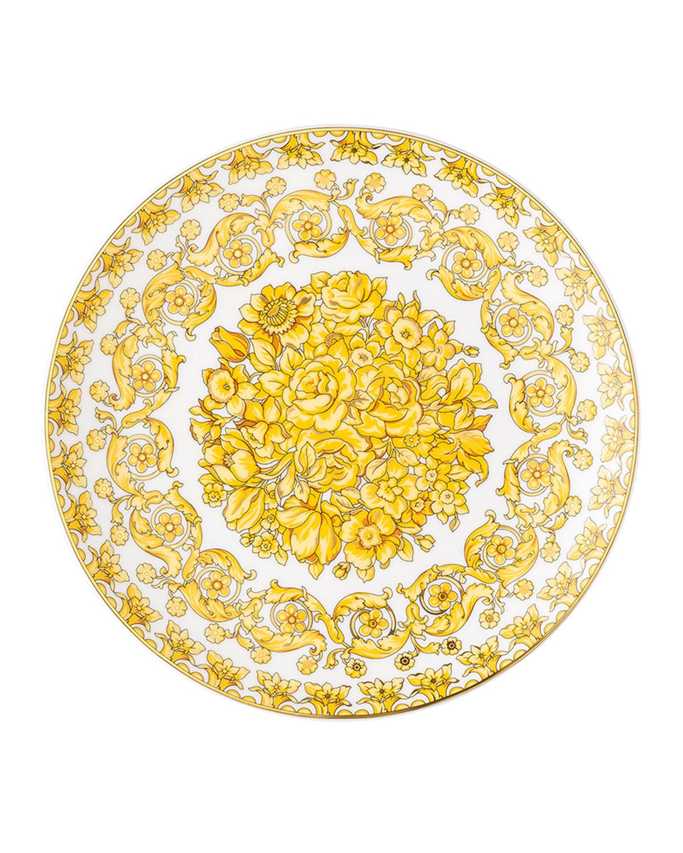 Versace Medusa Rhapsody Porcelain Salad Plate
