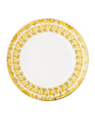 Versace Medusa Rhapsody Dinner Plate
