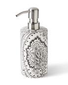 Etro La Crosse Soap Dispenser and Matching Items