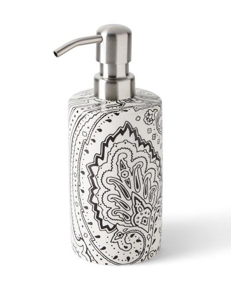 Etro La Crosse Soap Dispenser