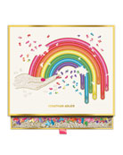 Hachette Book Group Jonathan Adler Rainbow Hand Shaped