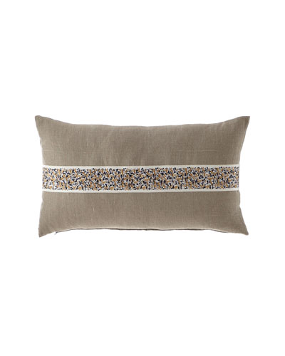 Breeze Linen Decorative Pillow