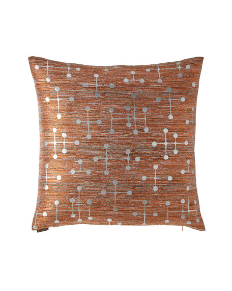 D.V. Kap Home Morse Copper Pillow
