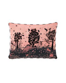 Christian Lacroix Bois Paradis Bourgeon Pillow and Matching