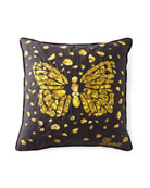 Christian Lacroix Le Messager Iris Pillow and Matching