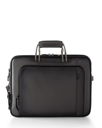 Dark Gray YZ-Hb Canvas Shoulder Bag Retro Office Briefcase College Large Capacity Messenger Flap Cover Zipper Bag for Men