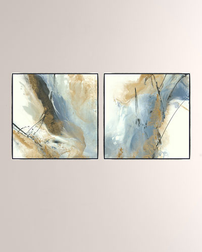 Art Painted Wall Decor | Neiman Marcus