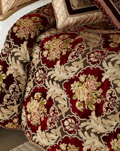 Alias 3-Piece King Comforter Set