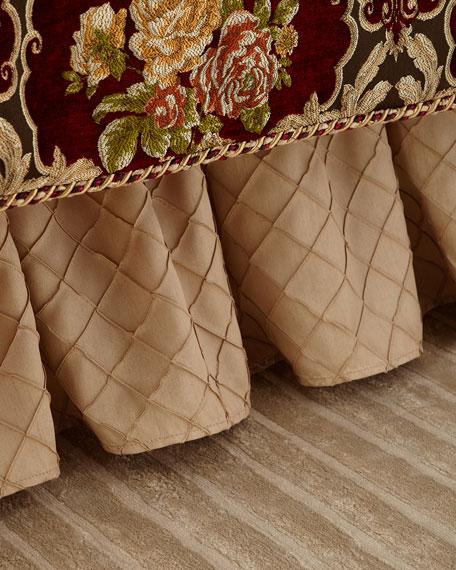 Austin Horn Collection Alias Diamond Queen Dust Skirt