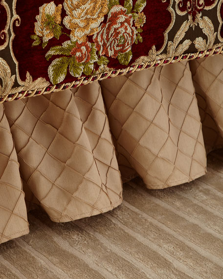 Austin Horn Collection Alias Diamond King Dust Skirt