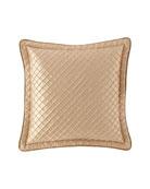 Austin Horn Collection Alias Diamond European Sham