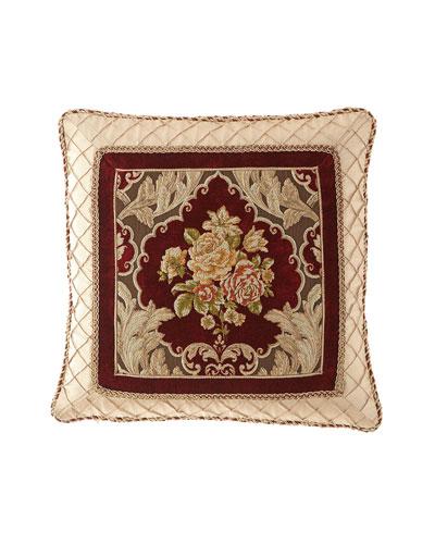 Alias Framed Pillow, 20