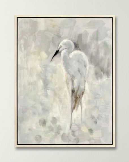 """Silver Light"" Giclee Canvas Art by Adams"