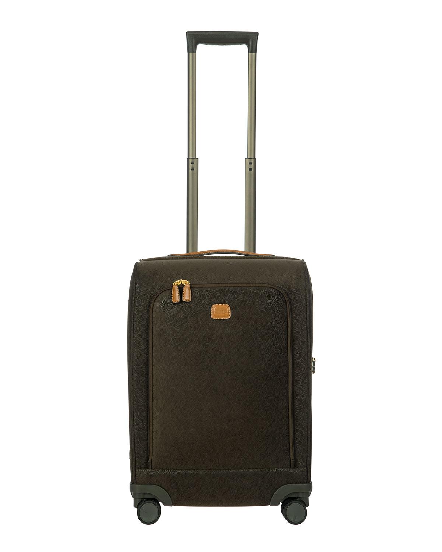"Life 21"" Carryon Split Frame Spinner Luggage"