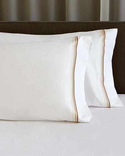 Casale Standard Pillowcases, Set of 2