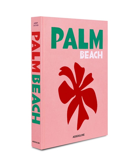 "Assouline ""Palm Beach"" Book by Aerin Lauder"