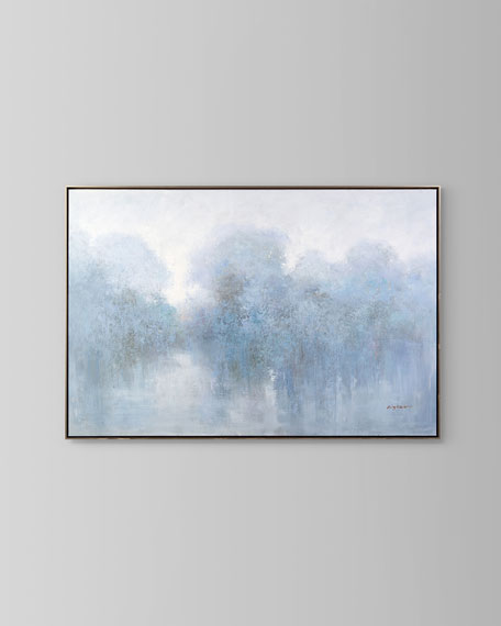 John-Richard Collection 'Lavender Storm' Wall Art by Kingston