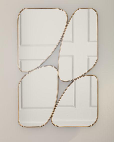 John-Richard Collection Quadrant Mirror
