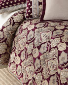 Austin Horn Collection Vogue Queen Comforter and Matching