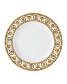 Versace I Love Baroque Bianco Dinner Plate
