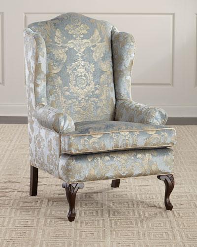Priscilla Wing Chair