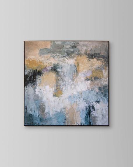 """John-Richard Collection """"Carry Me"""" Wall Art by Susan Godwin"""