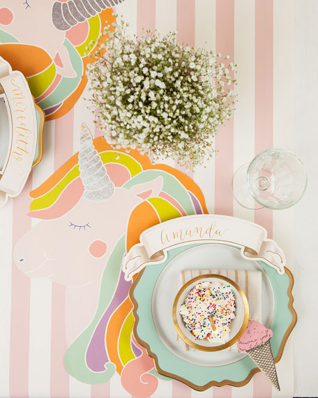 Hester & Cook Party Table Setting Decor Collection