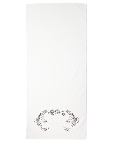 Tin Parade Blank Table Runner