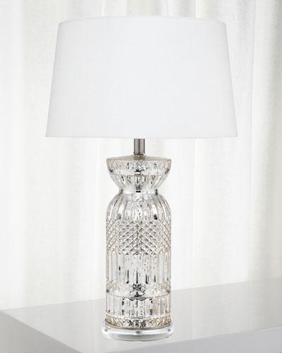 Isla Glass Table Lamp