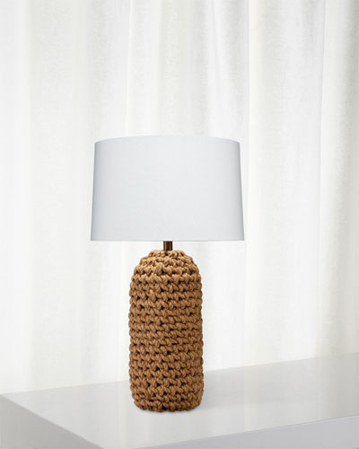 Lawrence Rope Table Lamp