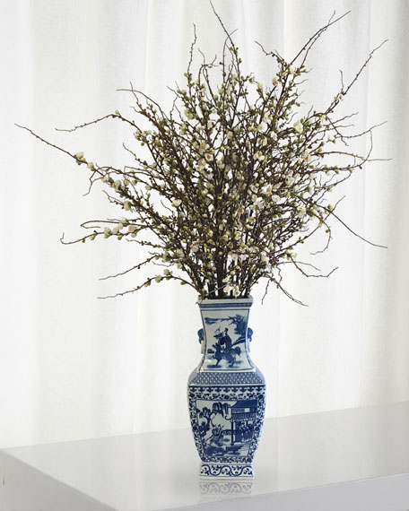 Winward Blossom in Chinese Vase