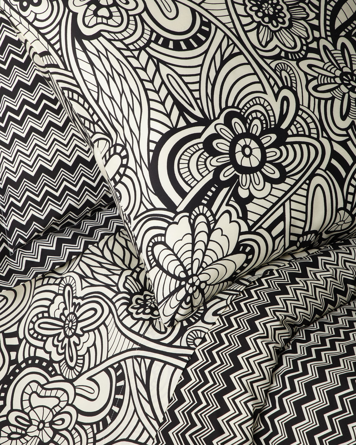 Missoni OZZY KING FITTED SHEET