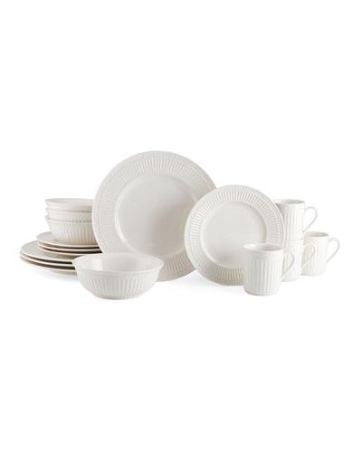 16-Piece Italian Countryside Dinnerware Set