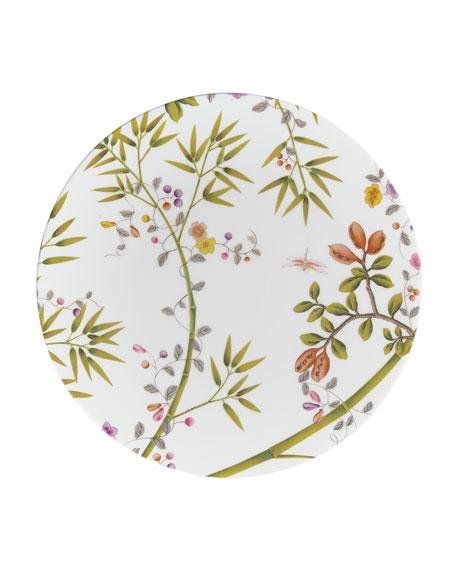 Raynaud Paradis White American Dinner Plate