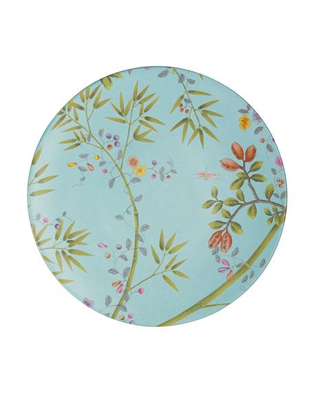 Raynaud Paradis Turquoise American Dinner Plate