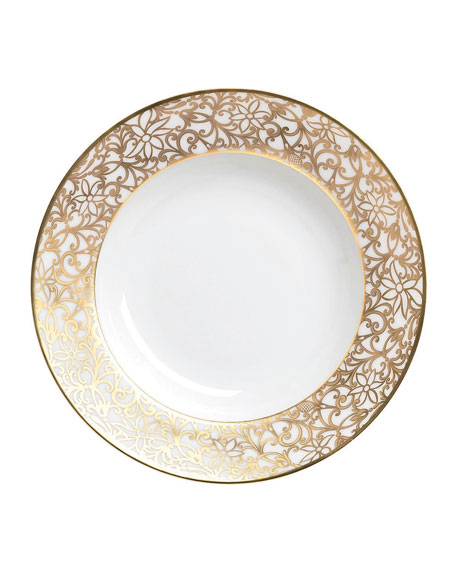 Raynaud Salamanque French Rim Soup Plate
