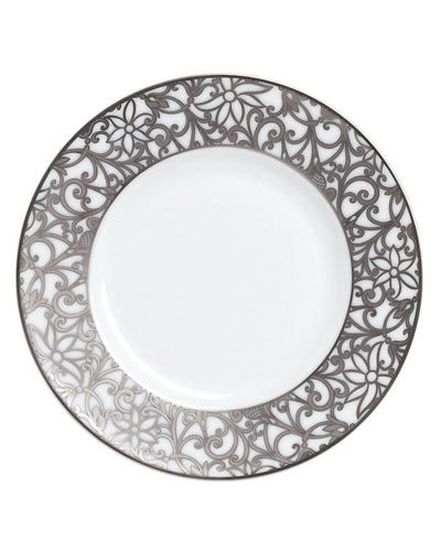 Salamanque Platinum Bread & Butter Plate