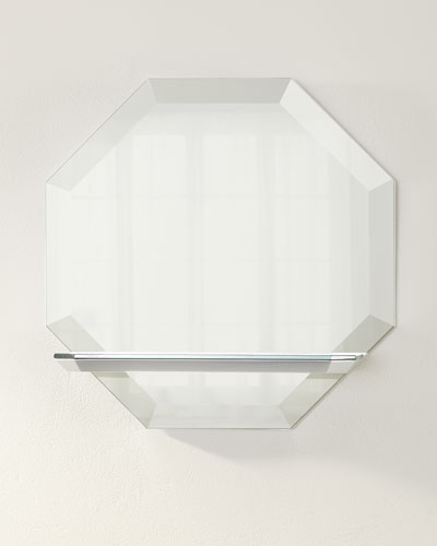 Composite Handcrafted Mirror | Neiman Marcus