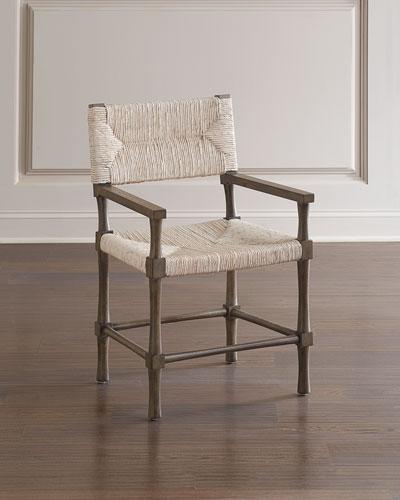 Palma Organic Design Arm Chair